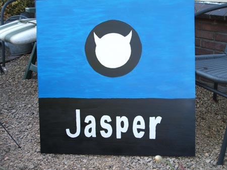 Jasper bord