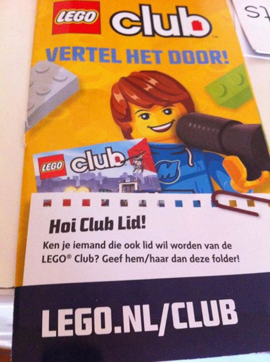 LEGO is niet zo goed in spelling