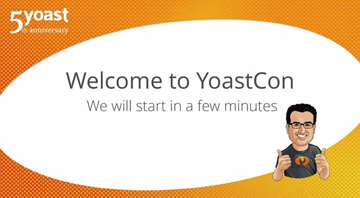 YoastCon gemist? Kijk online de sessies terug!