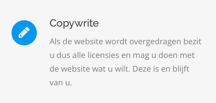 Handig antwoord voor als mensen vragen wat een copywriter doet