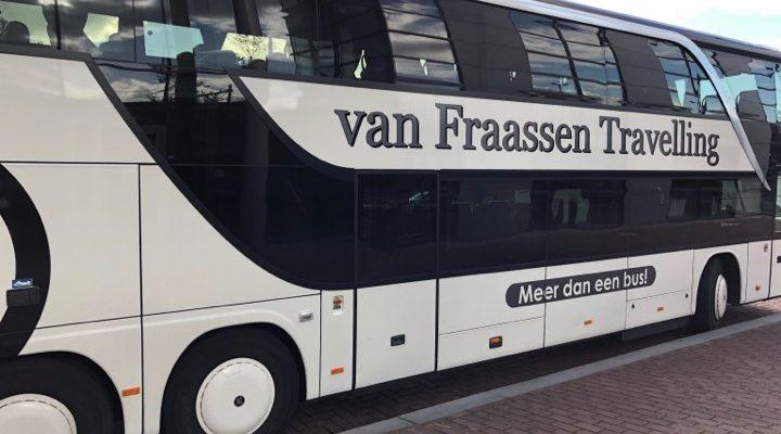 Ja, een dubbeldekker is inderdaad 'Meer dan een bus'