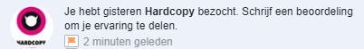 Nice one, Facebook!